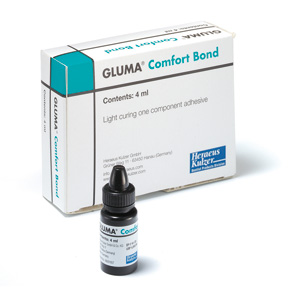 Глума Комфорт Бонд Gluma Comfort Bond Assortiment (4 мл.) адгезив Kulzer